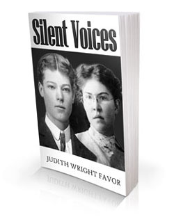 Judith Wright Favor's new historical novel
