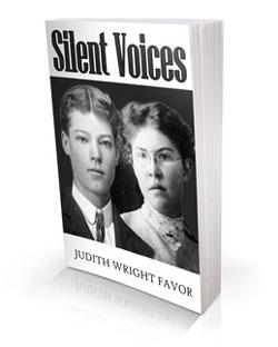 Judith Wright Favor's new historical novel