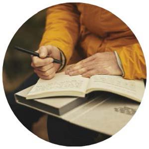 Lenten Writing with Judith Favor image