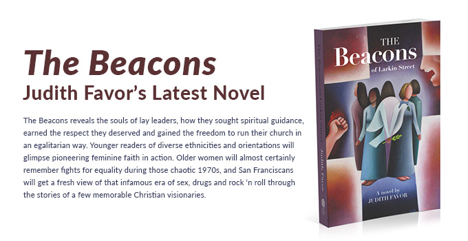Slide Image for The Beacons, the latest novel by Judith Favor