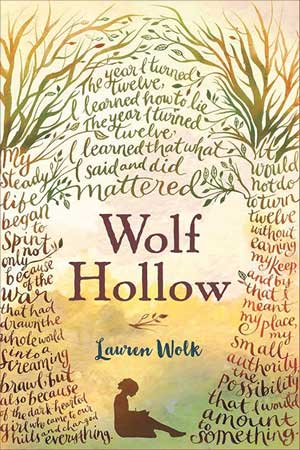 Wolf Hollow Book Cover Image
