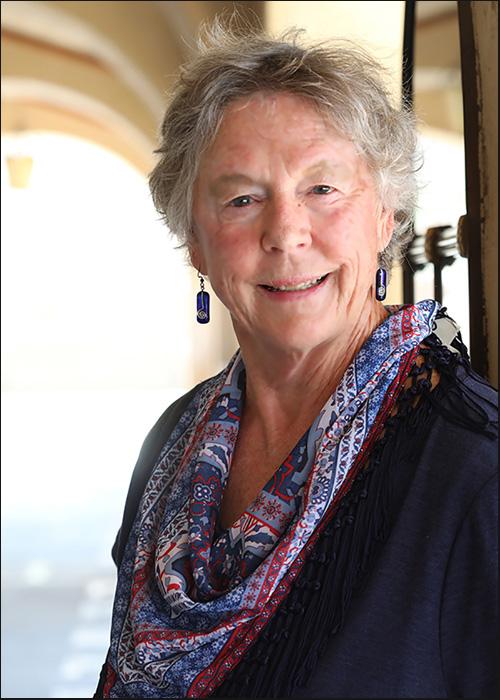 Judith Favor - Author - Portrait