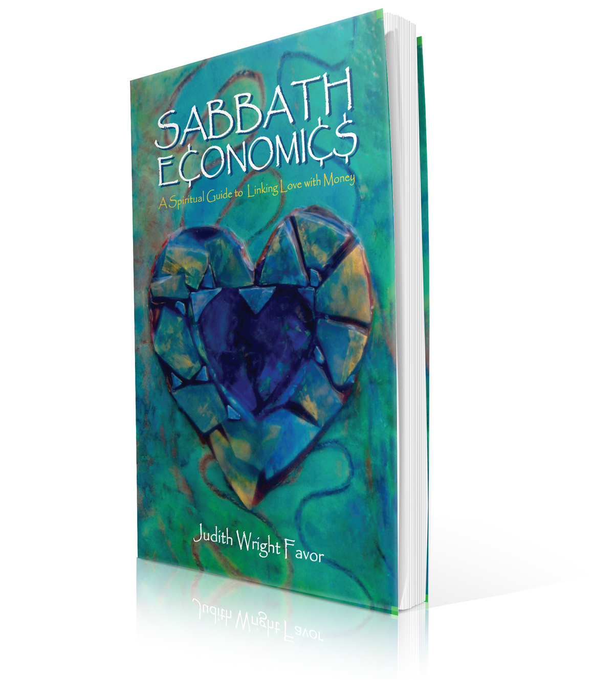 Sabbath Economics by Judith Favor banner image link