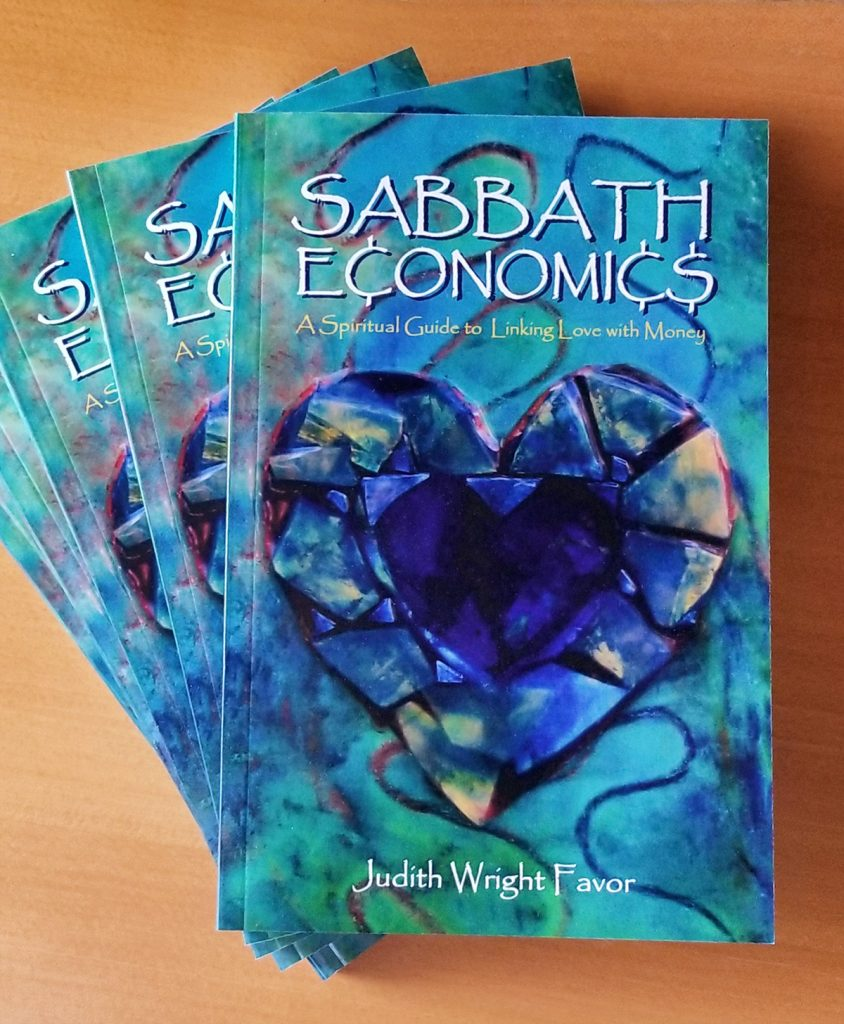 Sabbath Economics book stack